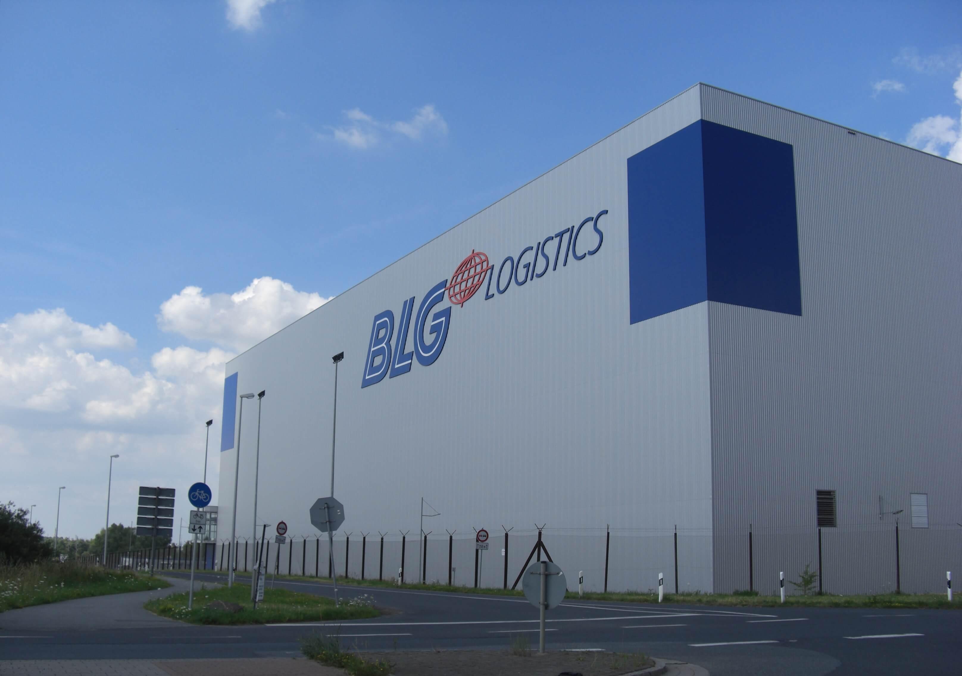 BLG Logistics Isabella Projektpartner Partner 28Apps BIBA Autoterminal